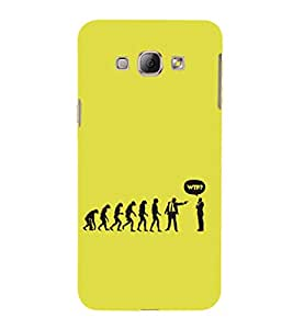 Ebby Premium Printed Back Case Cover With Full protection For Samsung Galaxy A5 (2015 Old Version) / Samsung Galaxy A5 A500F (2015) (Designer Case)