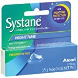 Alcon Systane Lubricant Eye Ointment Nighttime -- 3.5 g