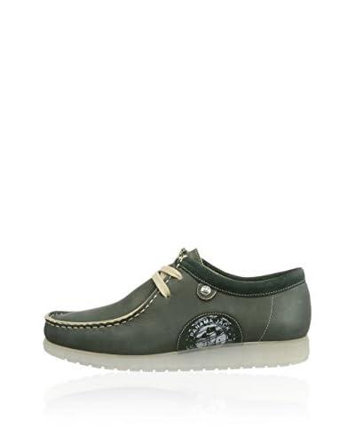 Panama Jack Nature Zapatos Clásicos Walby Natur B7 Napa