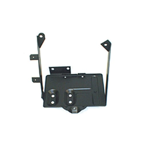 Rugged Ridge 11214.02 Black Battery Tray