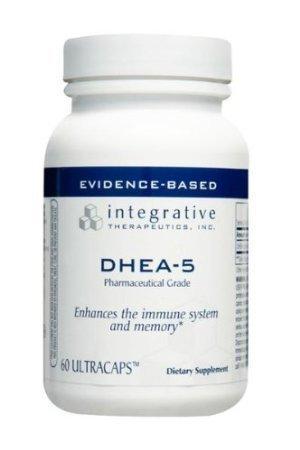 Integrative Therapeutics Dhea 5 Mg 60 Caps