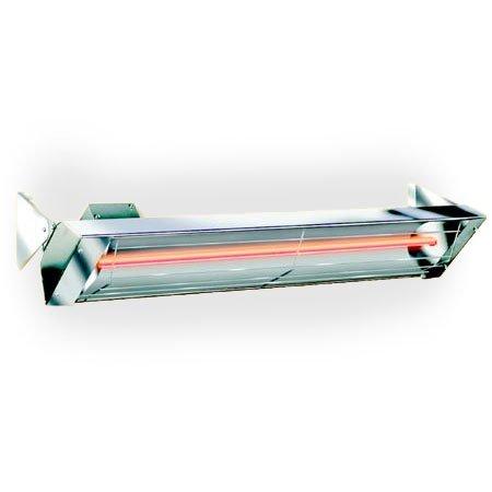 Infratech-W2524SS-Single-Element-2500-Watt-Electric-Patio-Heater-Choose-Finish-Stainless-Steel