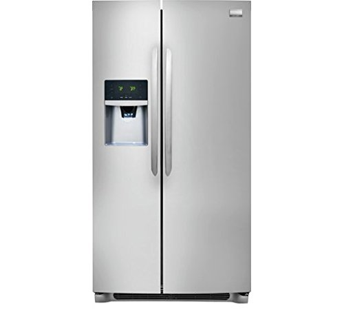 Frigidaire FGHS2655PF 26 cu ft Side by Side with Smudge-Proof Stainless **OUT OF BOX**