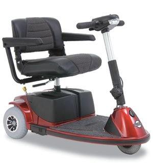 Pride Revo 3 Wheel Travel Scooter (Sc63)