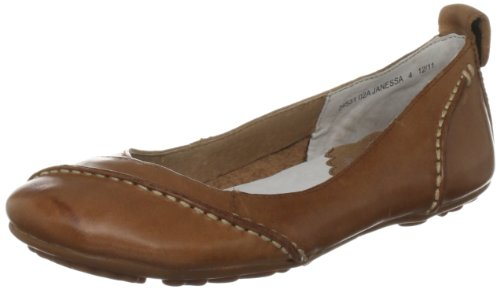 Hush Puppies - Ballerine, Donna, Marrone (Marron (Tan Leather)), 40