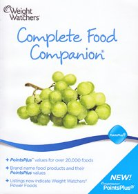 Weight Watchers Points Plus Complete Food Companion
