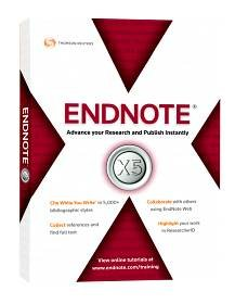 Thomson Reuters, THOM EndNote x5 Academic CD Win 5065-Catalog Category: Bibliography and Encyclopedia