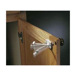 Swivel Cabinet and Drawer Locks From Kidco