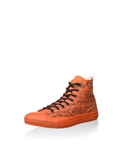 Converse Sneaker Alta All Star Hi [Arancione]