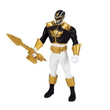 Power Rangers Megaforce Ultra Morphin Black Ranger - 1