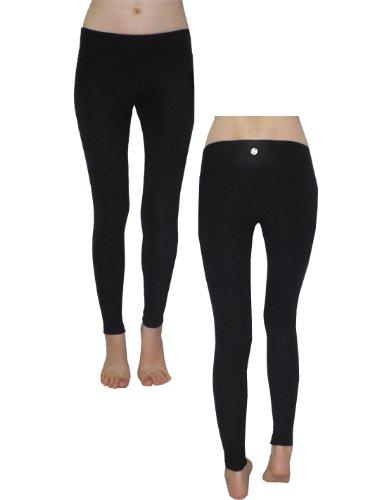 05898bcbe4 Bally Total Fitness Womens Sports Skinny Pants Leggings Yoga Pants XL Black