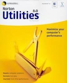 Norton Utilities 8.0 (Mac)