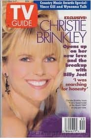 TV Guide October 1-7, 1994 (Christie Brinkley Opens Up On