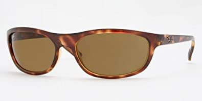 Ray-Ban RB 4114-642/73 Havana Sunglasses With Brown Lenses-62mm