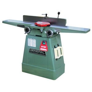 """General International 80-100L M1 Jointer with Closed Stand, 6"""""""