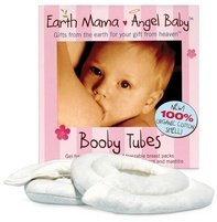 Earth Mama Angel Baby Booby Tubes, 1 Set