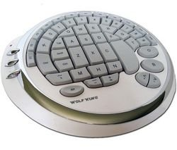 Warrior-Gaming-Keypad-White