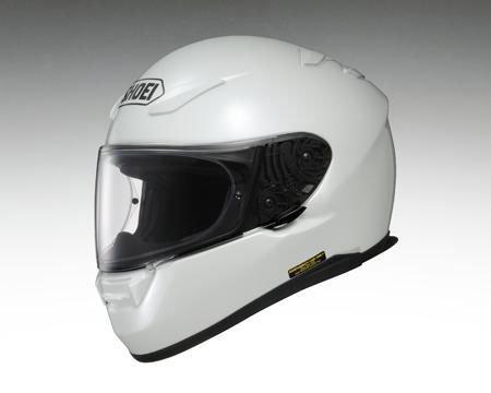 SHOEI XR-1100 CRYSTAL WHITE L 59cm ...