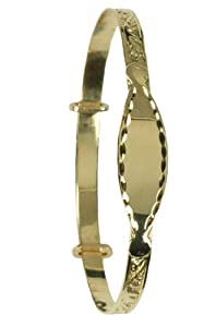 Bracelet - GB353 - Enfant - Or jaune (9 cts) 1.6 Gr