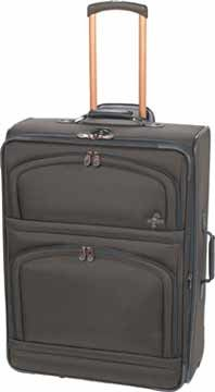 Buy Atlantic Infinity Elite 25 in. Expandable Upright Suiter in Chocolate