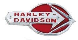 Harley-Davidson Fuel Tank Nameplate- 61775-59T
