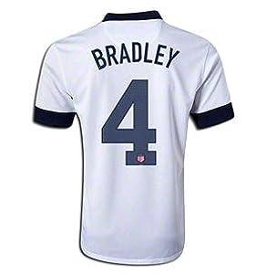 Men's Soccer Jersey Michael Bradley USA Centennial Jersey 2013 (L)