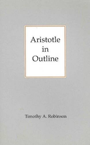 Aristotle in Outline087220328X