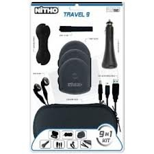 Nitho Travel 9 in one kit For PSP