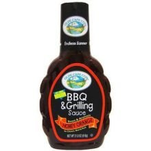 Olde Cape Code Sauce, Bbq, Honey & Orange, 21.80-Ounce (Pack Of 6)