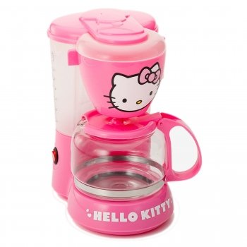 Hello-Kitty-Coffee-Maker
