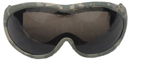 Rothco Army Digital Camo Desertec Tactical Goggle