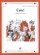 Alfred Publishing 00-2292 Cats