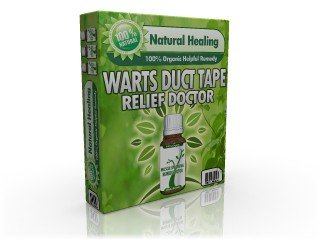 Fullpoint Natural Healing Organic Herbal Remedy Warts Duct Tape