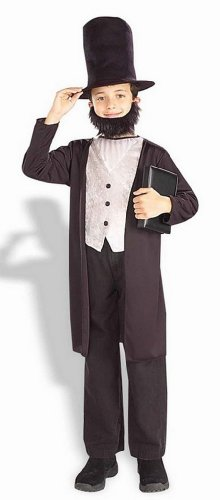 Childs Abraham Lincoln Costumes