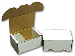 BCW Storage Box (400 Count)
