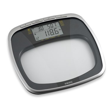 HoMedics SC-565 The Personal Trainer Glass Healthstation, Gray (Homedics Scale Body compare prices)