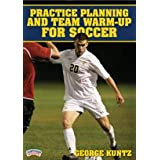 Practice planning and team warm-up for soccer