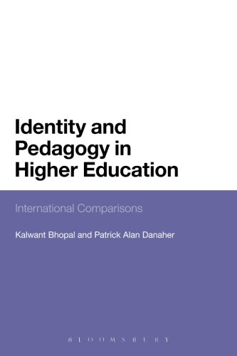 Identity and Pedagogy in Higher Education: International Comparisons