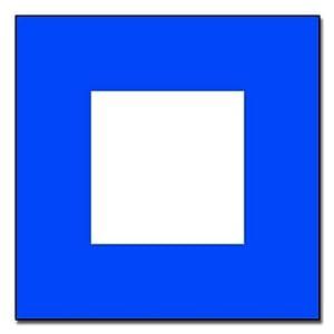 "Amazon.com: US Navy Papa Signal Flag Decal Sticker 3.8"": Automotive"