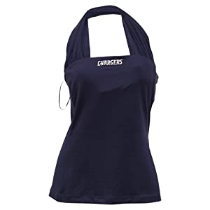 Ladies NFL Team Sleeveless Halter Top by All Sport Couture