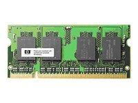 HP - Mémoire - 4 Go - SO DIMM 200 broches - DDR2 - 800 MHz / PC2-6400 - mémoire sans tampon - NON ECC