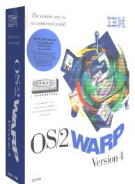 OS/2 Warp 4.0 CD-ROM