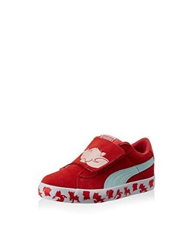 Puma Sneaker S Vulc Tom & Jerry Kids rot