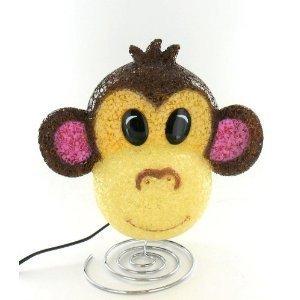 Monkey Sparkle Lamp front-956298