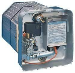 Suburban SW10DE Direct Spark Electric 10 Gallon Water Heater (10 Gallon Water Tank Heater compare prices)