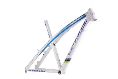 Corratec Super Bow World Cup Alloy 7005 MTB Mountain Bike Frame 59 cm