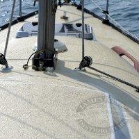 ... deck coating 1011 1 k white quart 37 gray composite deck screws 1750