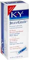 K-Y Personal Lubricating Jelly 4 oz (3 Pack) by K-Y (K Y Lubricating Jelly compare prices)