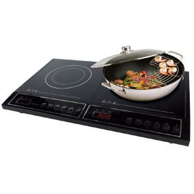 Ex-Pro 2-WAY 3400w INDUCTION COOKER / Double Plate