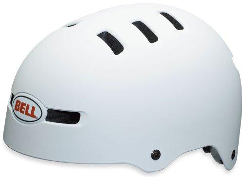 Bell Fraction Bike Helmet (Matte White, Small)
